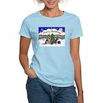 X-Music #1-2G-Sheps,2cats Women's Light T-Shirt
