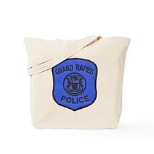 Grand Rapids Police Tote Bag