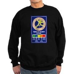 Terroe Alert Sweatshirt (dark)