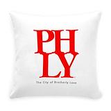 Philadelphia Everyday Pillow