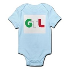 Gym Tan Laundry Infant Bodysuit