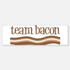 Team Bacon Bumper Bumper Sticker