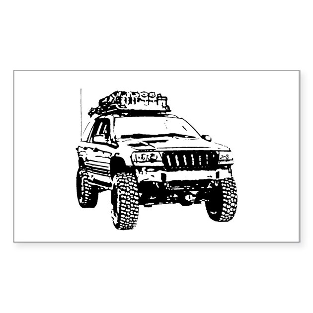 Jeep Grand Cherokee Expedition Wj Decal By Offroadpassportwj