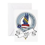 Mar Clan Badge Greeting Cards (Pk of 10)