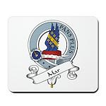 Mar Clan Badge Mousepad