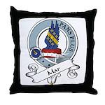 Mar Clan Badge Throw Pillow