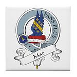 Mar Clan Badge Tile Coaster