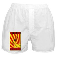 Obey the Cook Boxer Shorts