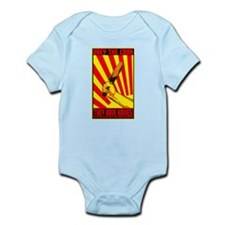 Obey the Cook Infant Bodysuit