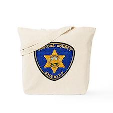 Ventura County Sheriff Tote Bag