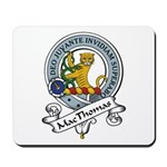 MacThomas Clan Badge Mousepad