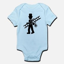 Chimney sweeper Infant Bodysuit