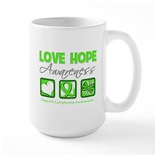 Love Hope - Lymphoma Mug