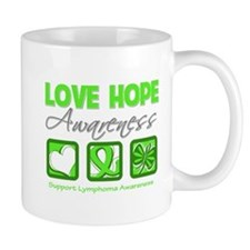 Love Hope - Lymphoma Mug