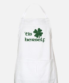 'tis herself BBQ Apron