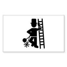 Chimney sweeper Decal