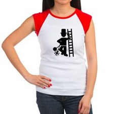 Chimney sweeper Women's Cap Sleeve T-Shirt