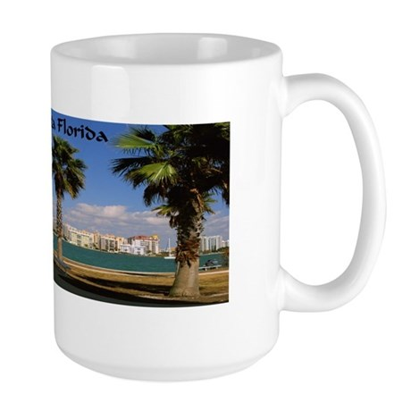 Downtown Sarasota Large Mug