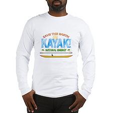 Kayak Energy Long Sleeve T-Shirt