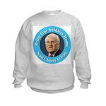 Soldiers Home Cheney to Iraq Kids Sweatshirt