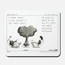 Holiday Metadata Mousepad