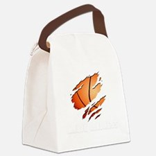 Unique March madness Canvas Lunch Bag