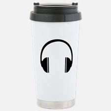 Headphones Travel Mug