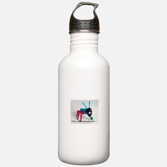 Cute Group Water Bottle
