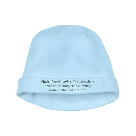 Flash baby hat