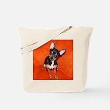 Unique Toy fox terrier Tote Bag