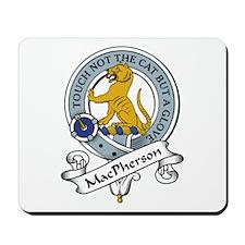 MacPherson Clan Badge Mousepad