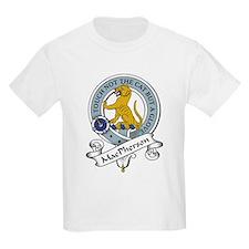 MacPherson Clan Badge Kids T-Shirt