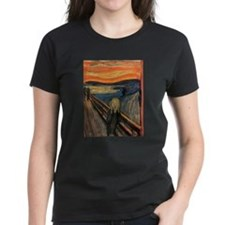 The Scream Skrik Tee