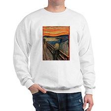 The Scream Skrik Sweatshirt