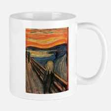 The Scream Skrik Mug
