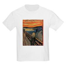 The Scream Skrik T-Shirt