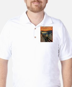 The Scream Skrik T-Shirt