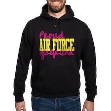 Proud Air Force Girlfriend Hoodie