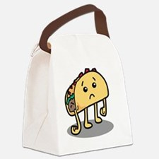 Unique Mood Canvas Lunch Bag