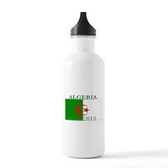 Algeria Algerian Flag Water Bottle
