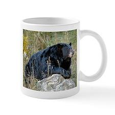 """Wildlife Definition"" Black Bear Mug"