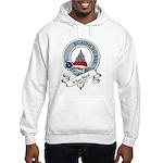 MacNeil Clan Badge Hooded Sweatshirt