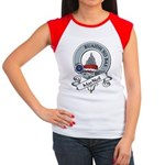 MacNeil Clan Badge Women's Cap Sleeve T-Shirt