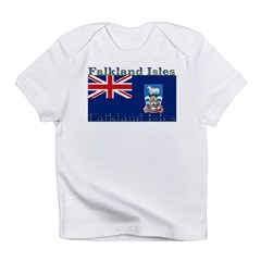 Falkland Islands Infant T-Shirt