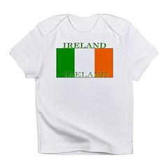 Ireland Irish Flag Infant T-Shirt