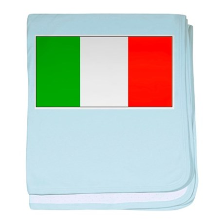 Ireland Irish Blank Flag baby blanket