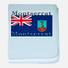 Montserrat baby blanket