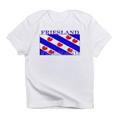 Friesland Frisian Flag Infant T-Shirt
