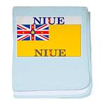 Niue baby blanket