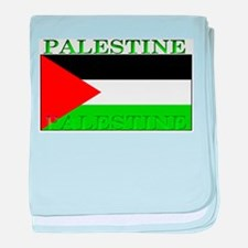 Palestine Palestinian Flag baby blanket